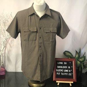 BIN 39-07 OAKLEY DRESS  SHIRT